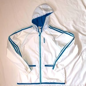 Adidas Lightweight Windbreaker Jacket
